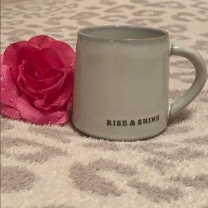 """Hearth and Hand Stoneware """"Rise and Shine""""…"""